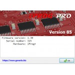 IPROG+ Software V85 for SN325.