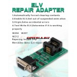 ELV Repair Adapter for CGDI MB Benz Key Programmer