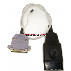 IPROG+ OBD (4in1) adapter.  4 CAN, 1 K-line ports.