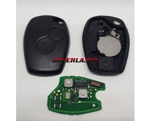 Renault, Opel, Nissan PCF7947 2 кнопки.